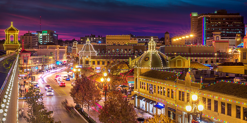 Kansas City Plaza Lights 2020 | Visit KC