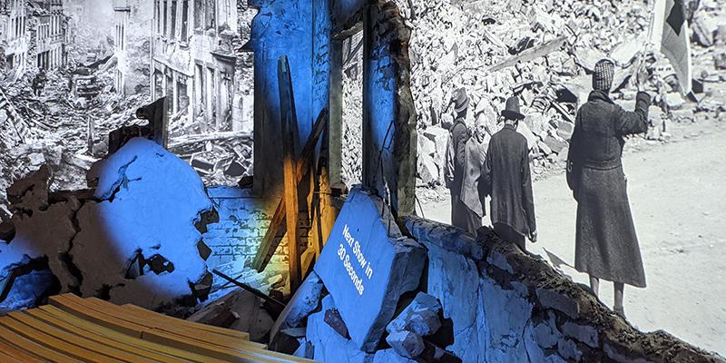 Truman Library Exhibit Preview