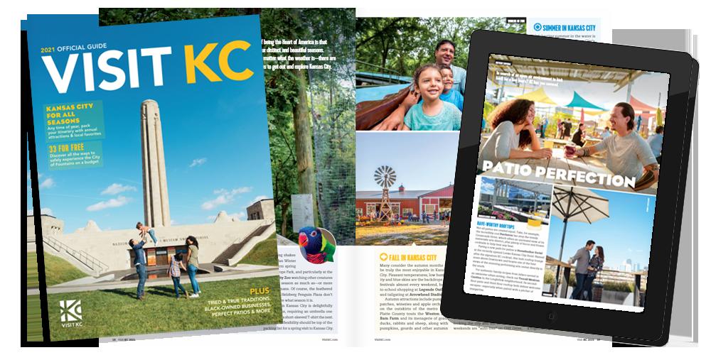 2021 Kansas City Visitors Guide