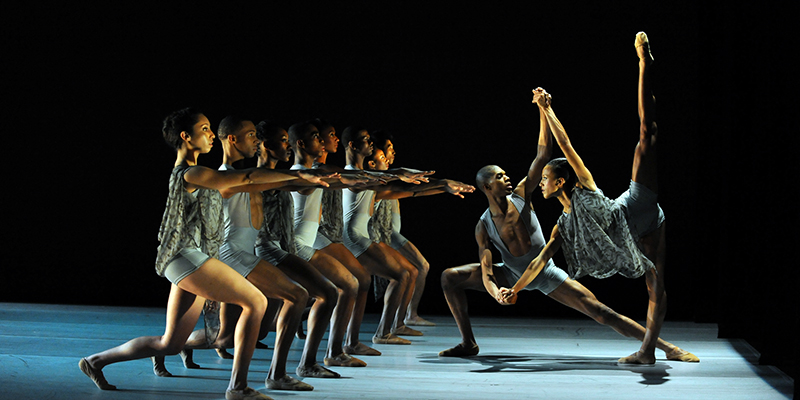 Kansas City Friends of Alvin Ailey | Eduardo Patino