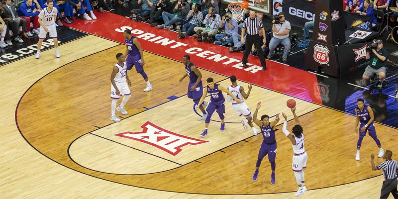 Big 12 Basketball in Kansas city