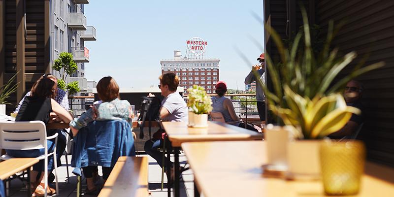 Percheron at Crossroads Hotel | Pilsen Photo Co-op
