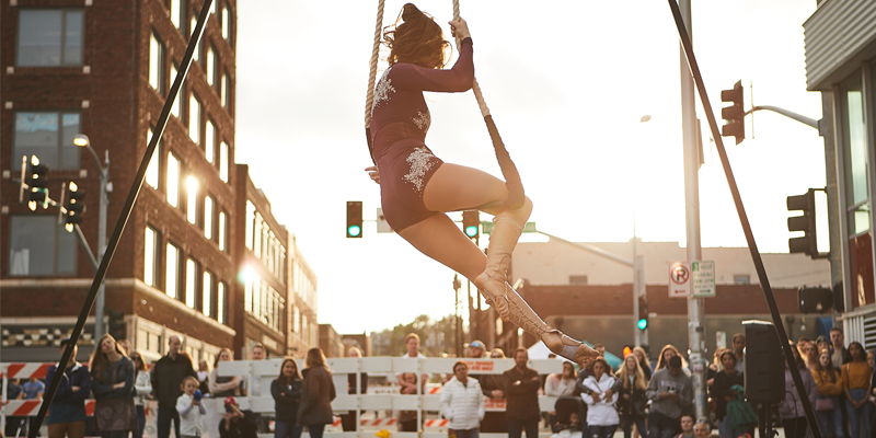 First Fridays in the Crossroads District