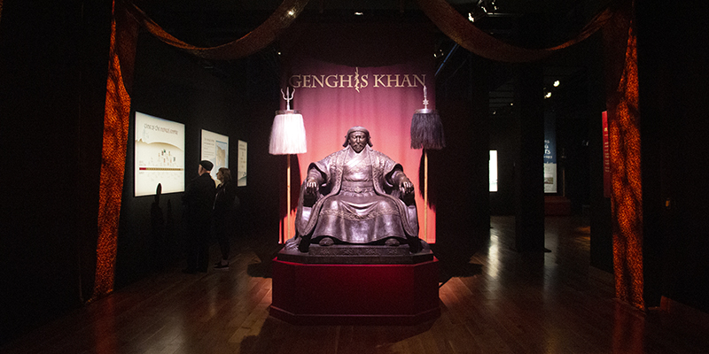 """Genghis Khan"" 