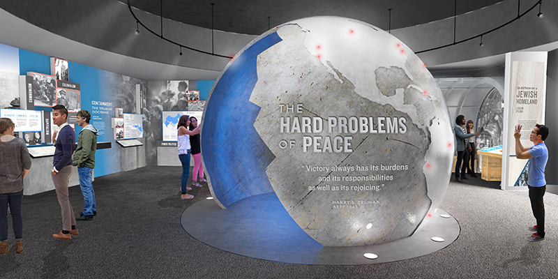 Harry S. Truman Presidential Library and Museum | Truman Library Institute