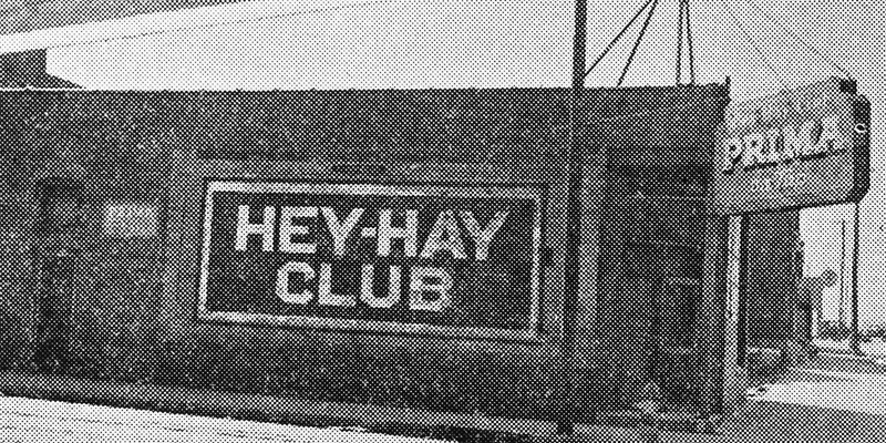 Hey-Hay Club, 1935 | Missouri Valley Special Collections, Kansas City Public Library, Kansas City, Missouri