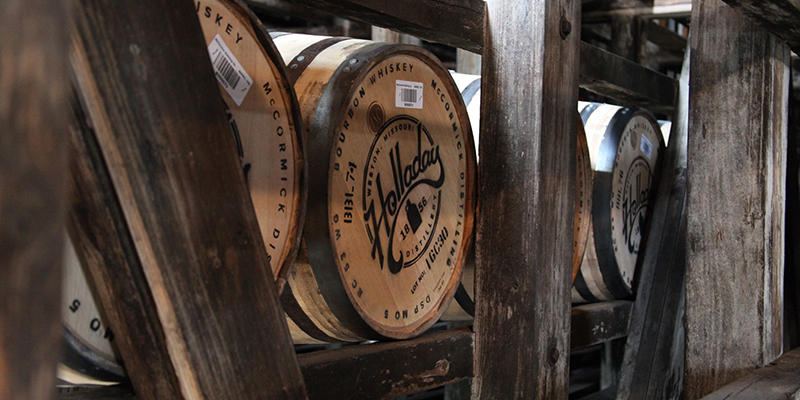 Holladay Distillery | Weston