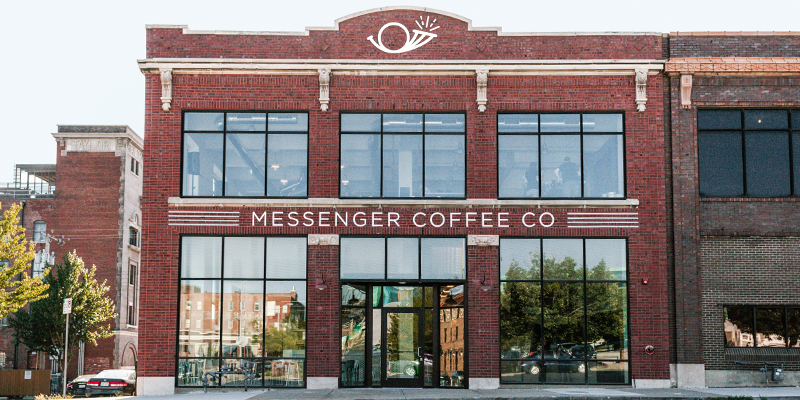 Messenger Coffee Exterior