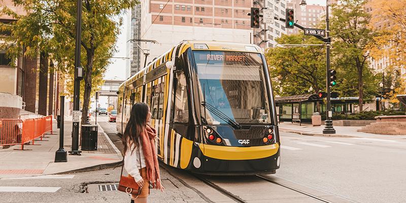 KC Streetcar | @atasteofkoko