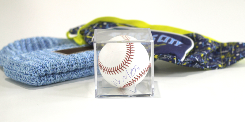 Kansas City Royals Giveaway Package