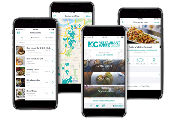 KC Restaurant Week App
