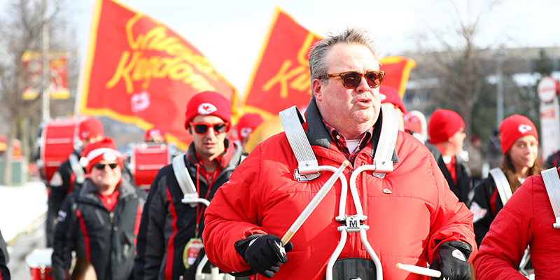 Kansas City Chiefs | Eric Stonestreet