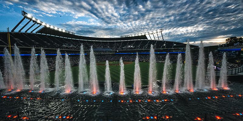 Kauffman Stadium | Kansas City Royals