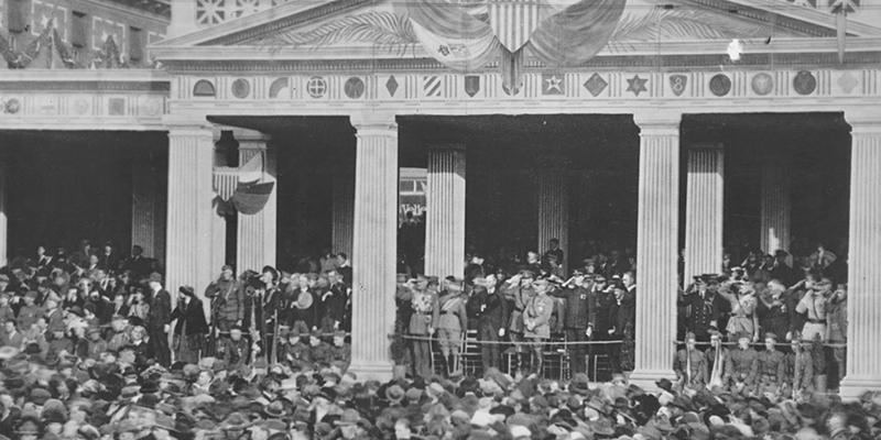 Liberty Memorial Dedication, 1921 | Missouri Valley Special Collections