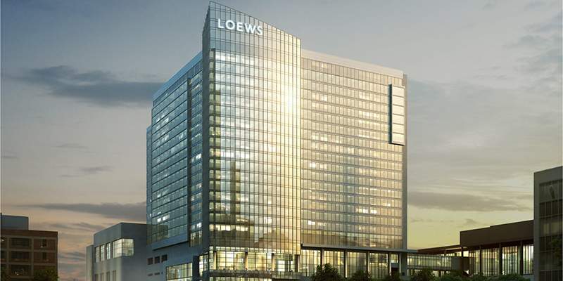 Loews Kansas City Rendering