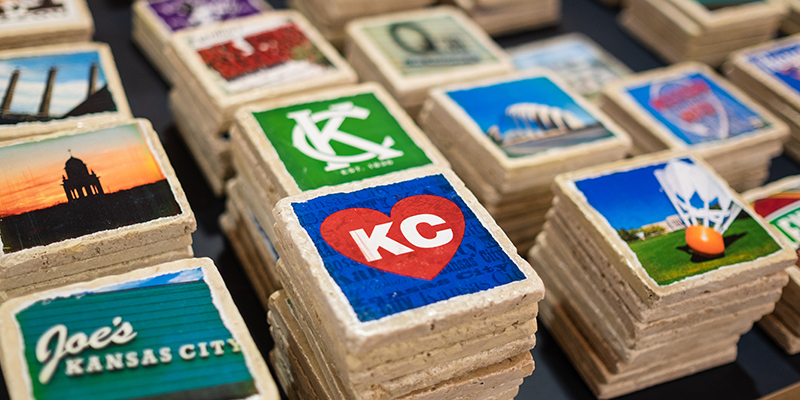 Coasters at Made in KC