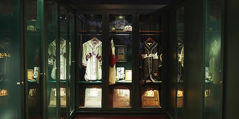 Negro Leagues Baseball Museum Monarchs Jersey