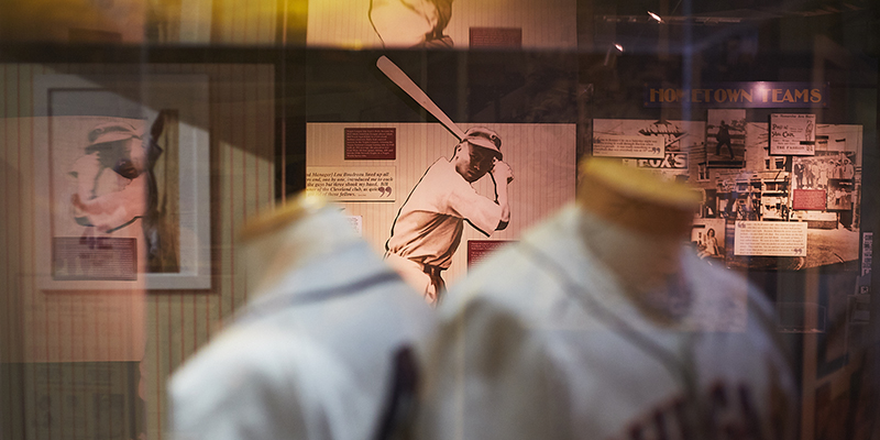 Negro Leagues Baseball Museum | Pilsen Photo Co-op