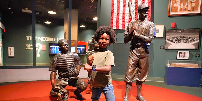 Negro Leagues Baseball Museum | @themomtrotter