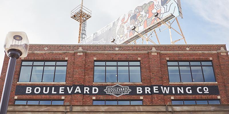Boulevard Brewing Co. Exterior