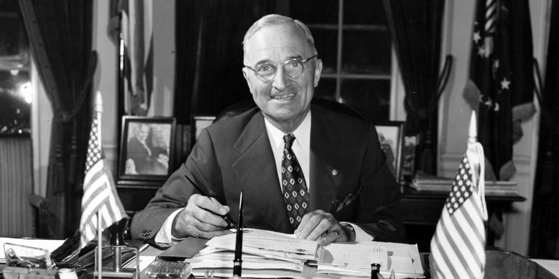 President Truman | Truman Library Institute