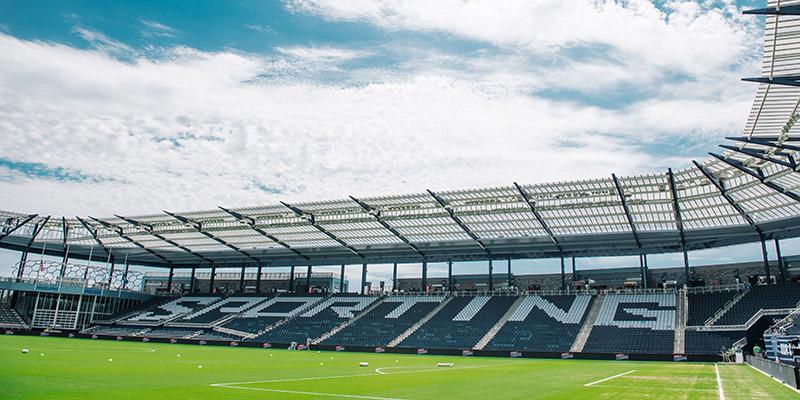 Children's Mercy Park - Sporting Kansas City