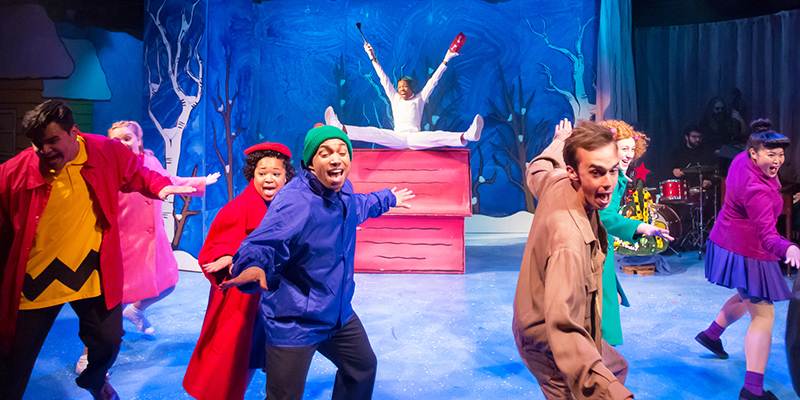 A Charlie Brown Christmas by The Coterie Theatre