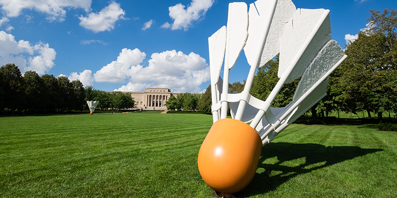 The Nelson-Atkins Museum of Art | Traveling Newlyweds