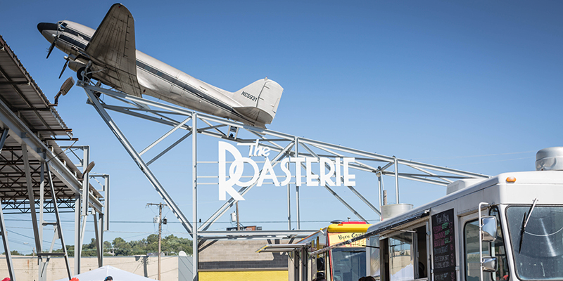 The Roasterie | Jenny Wheat