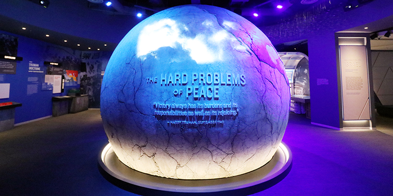 The Hard Problems of Peace - Truman Library