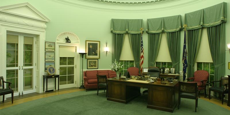 Truman's Oval Office
