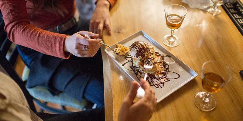 Dessert at Westside Local