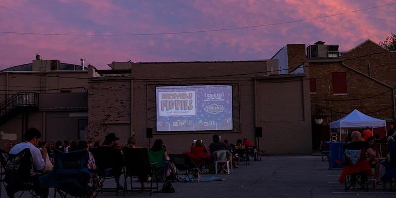 Backyard Movies at Screenland Armour