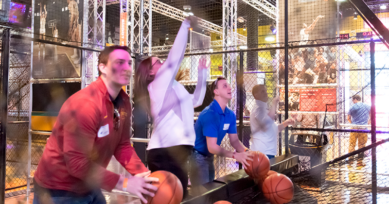 College Basketball Experience KC