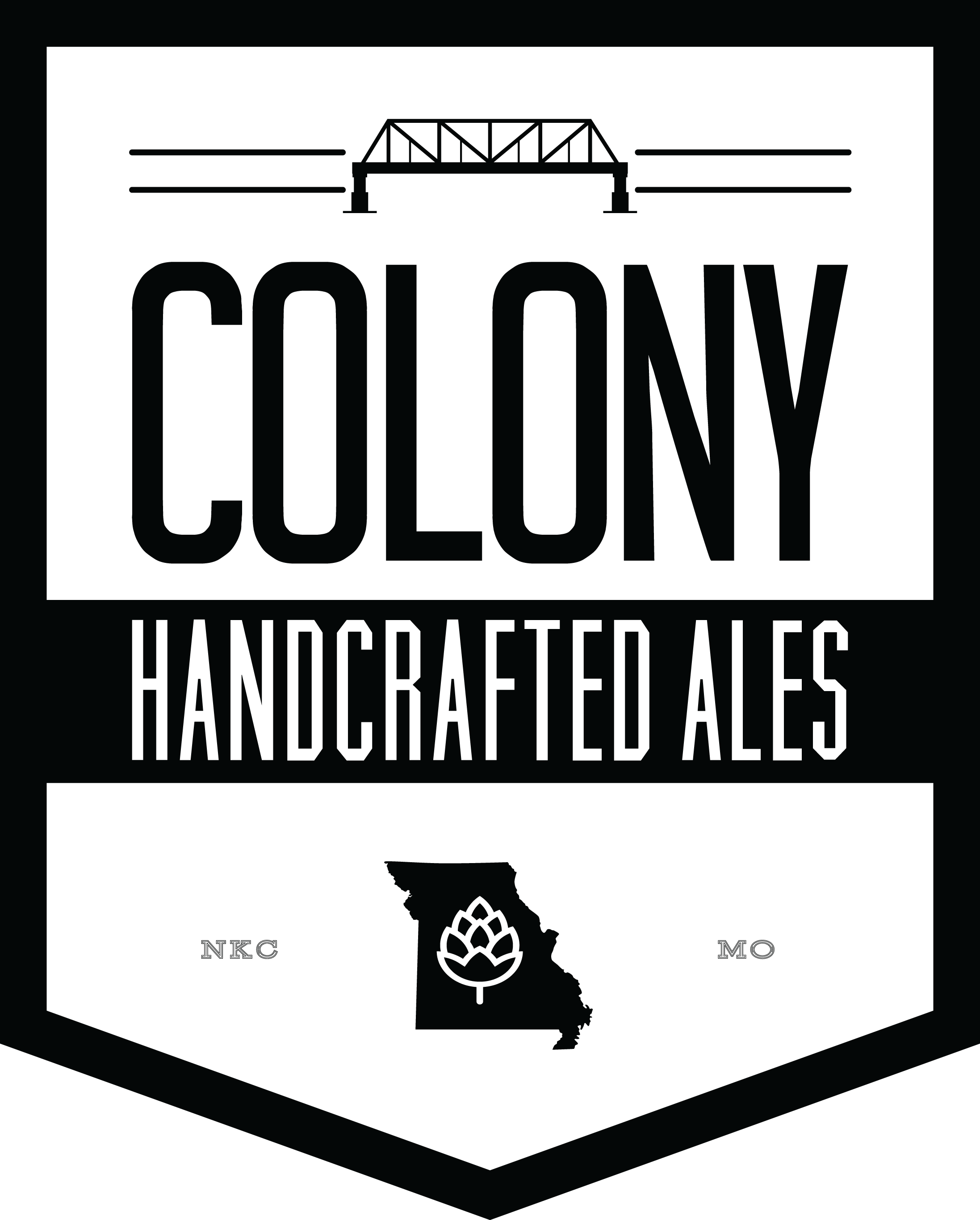 Colony Handcrafted Ales Logo