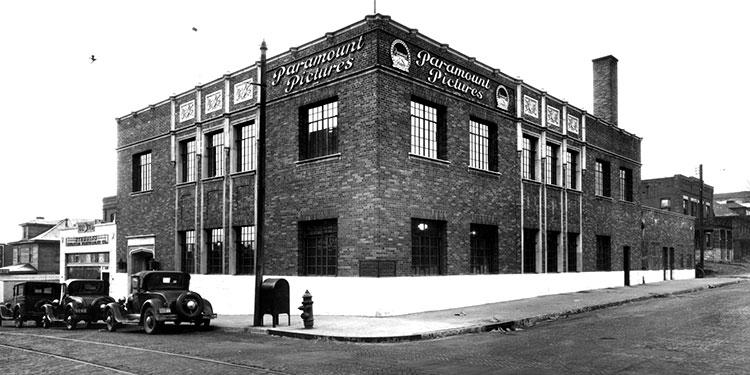 Paramount Film Row Kansas City