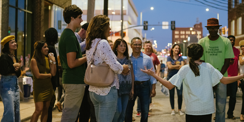 First Friday at The Crossroads