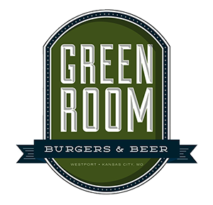 Green Room Logo