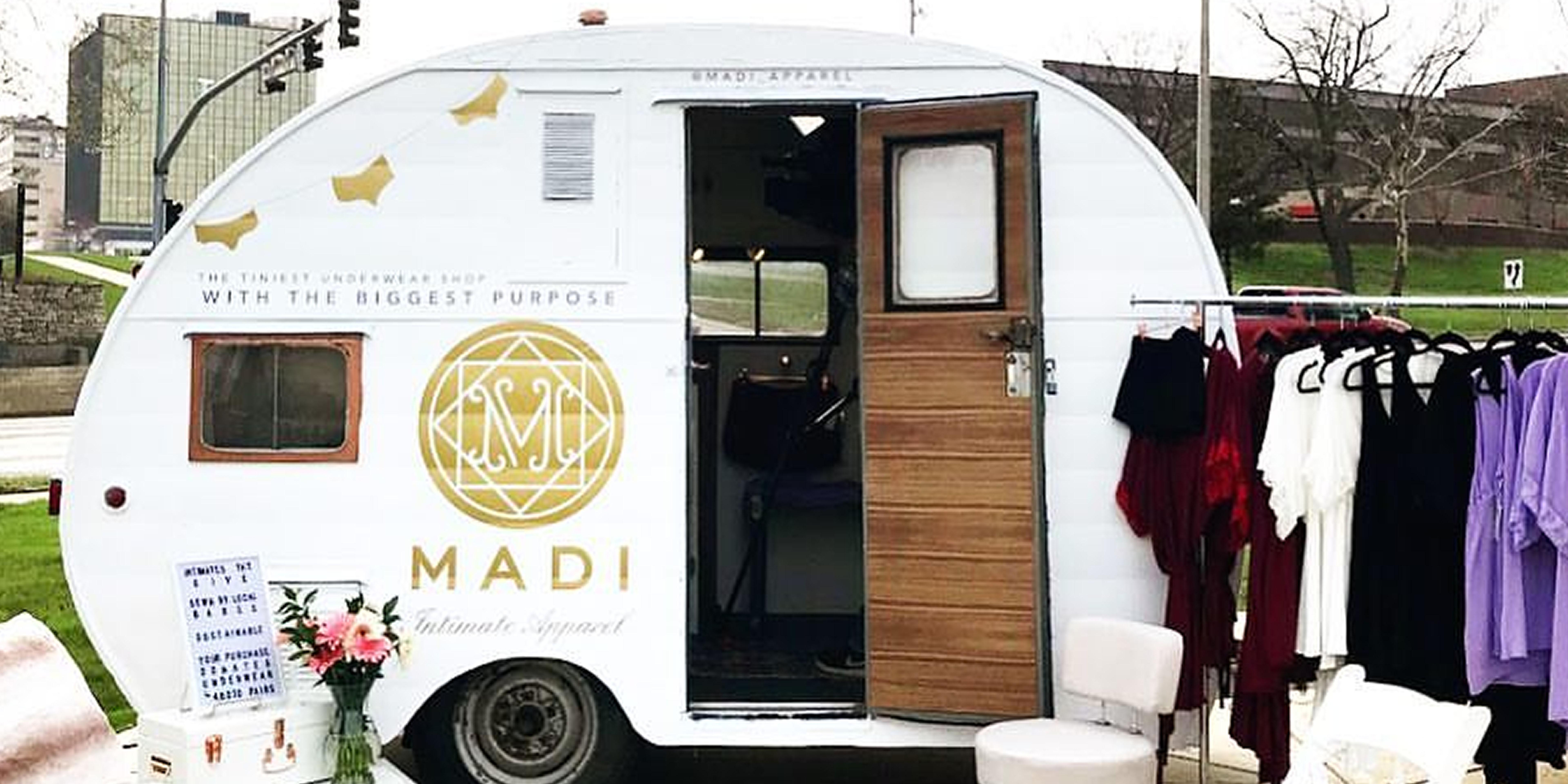 Madi Apparel's Madi Mobile