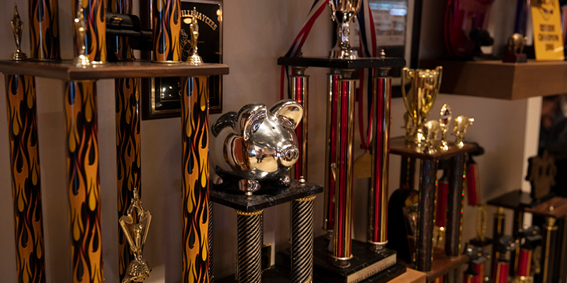 Q39 Competition Trophies