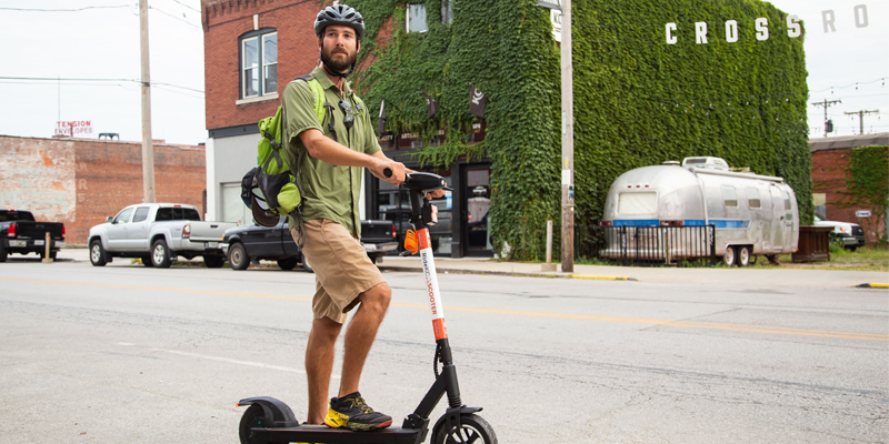 RideKC Scooter