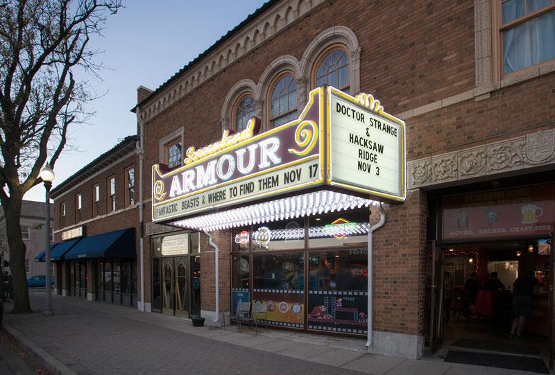 Screenland Armour Theatre