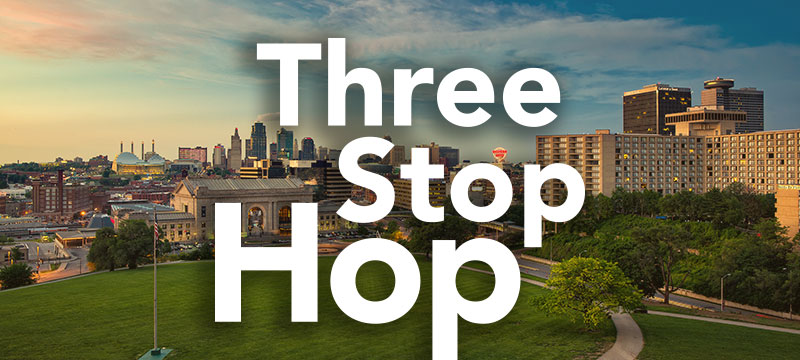 Union Station Skyline - Three Stop Hop