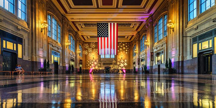 Union Station in Kansas City