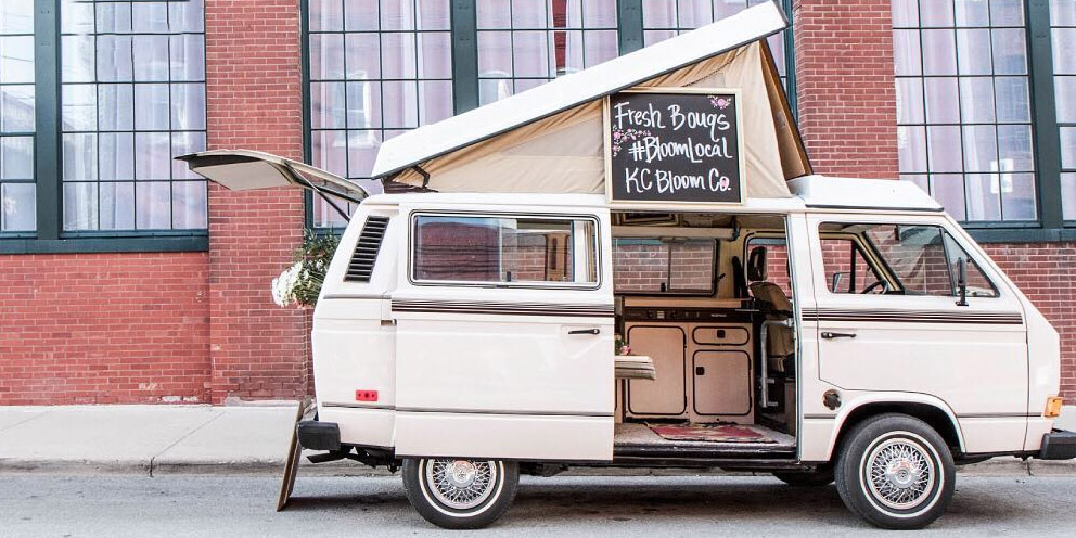 KC Bloom Co. VW Vanagon