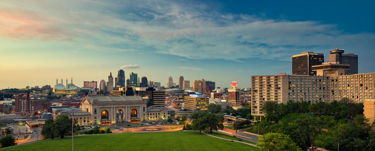 Union Station Skyline - David Arbogast