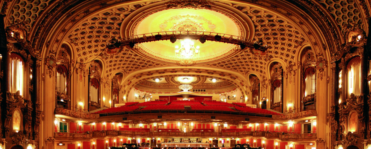 Arvest Bank Theatre at the Midland in Kansas City