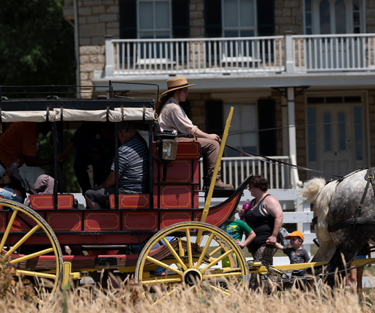 Mahaffie Stagecoach Stop & Farm
