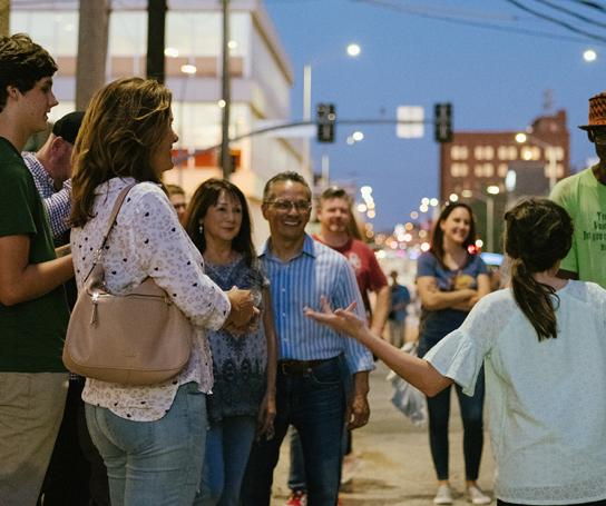 First Fridays in the Crossroads Arts District