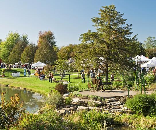 Overland Park Arboretum and Botanical Gardens